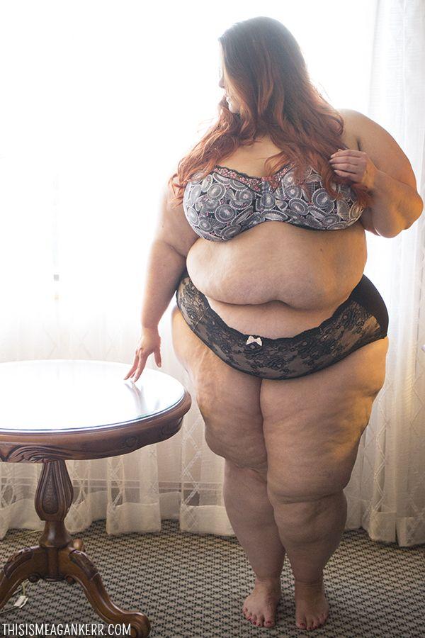2d269b50446 This is Meagan Kerr  Plus size lingerie   autographwomen