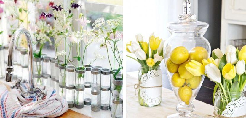 Consejos para decorar con flores artificiales Easter