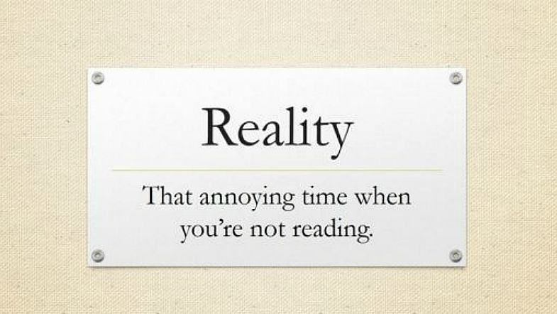 What are yours Books Readers and Librarians