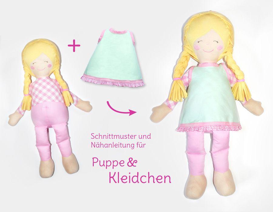 Puppe selber machen | puppen | Pinterest | Puppe, Selber machen und ...