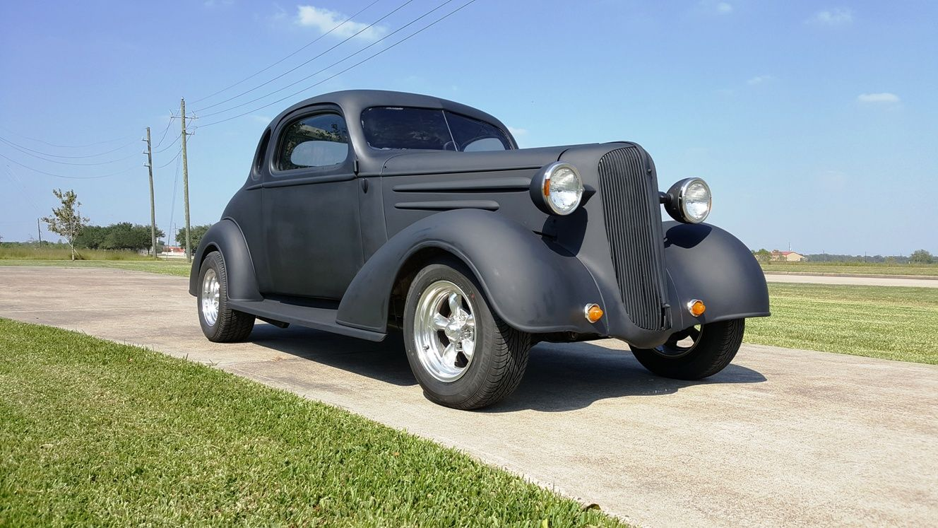 1936 Chevy Sold on StreetRodding.com Willie Moore Sell My Classic ...