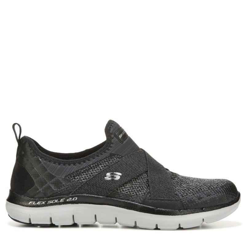 women's skechers memory foam sneakers