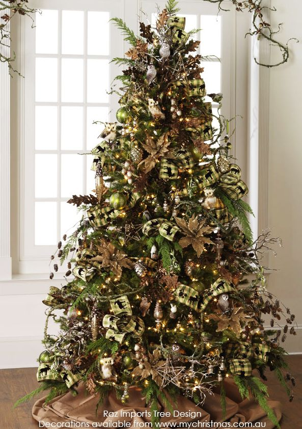 christmas tree themes for 2015 part 2 christmas tree pinterest