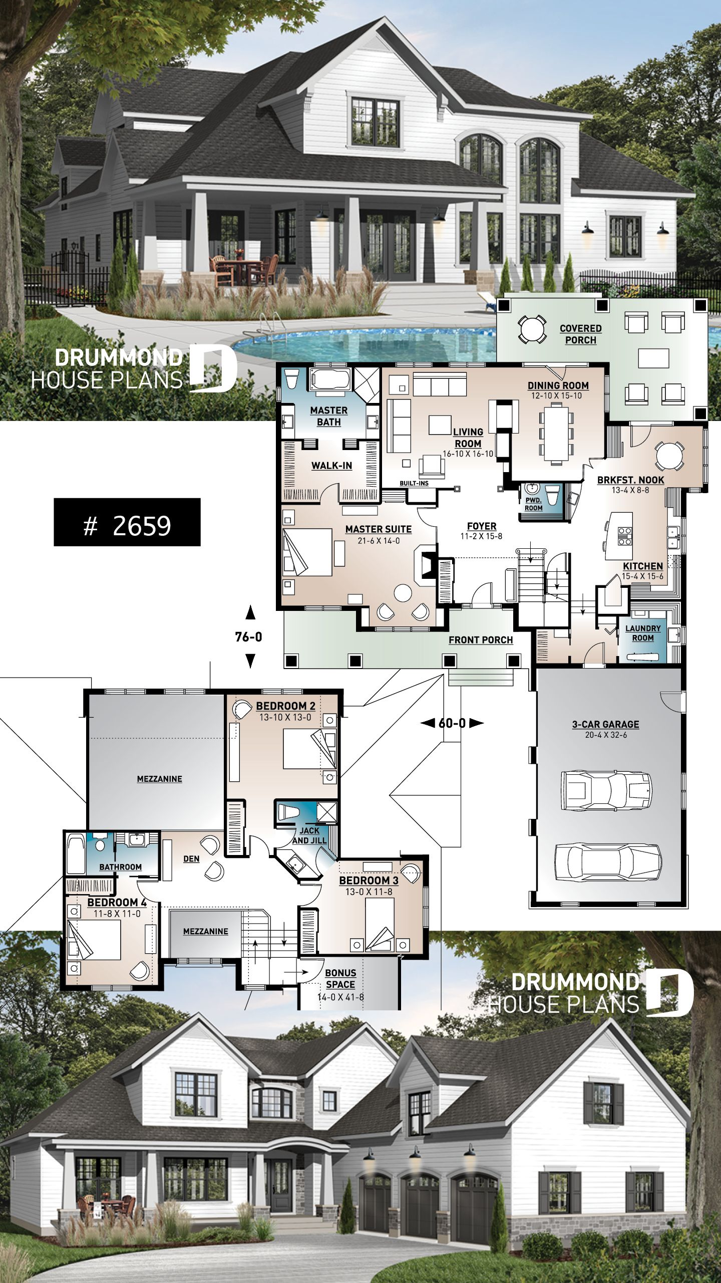 Pin by Mallory Lardin on If I buy a home.. (With images) | Sims house plans,  House blueprints, House plans