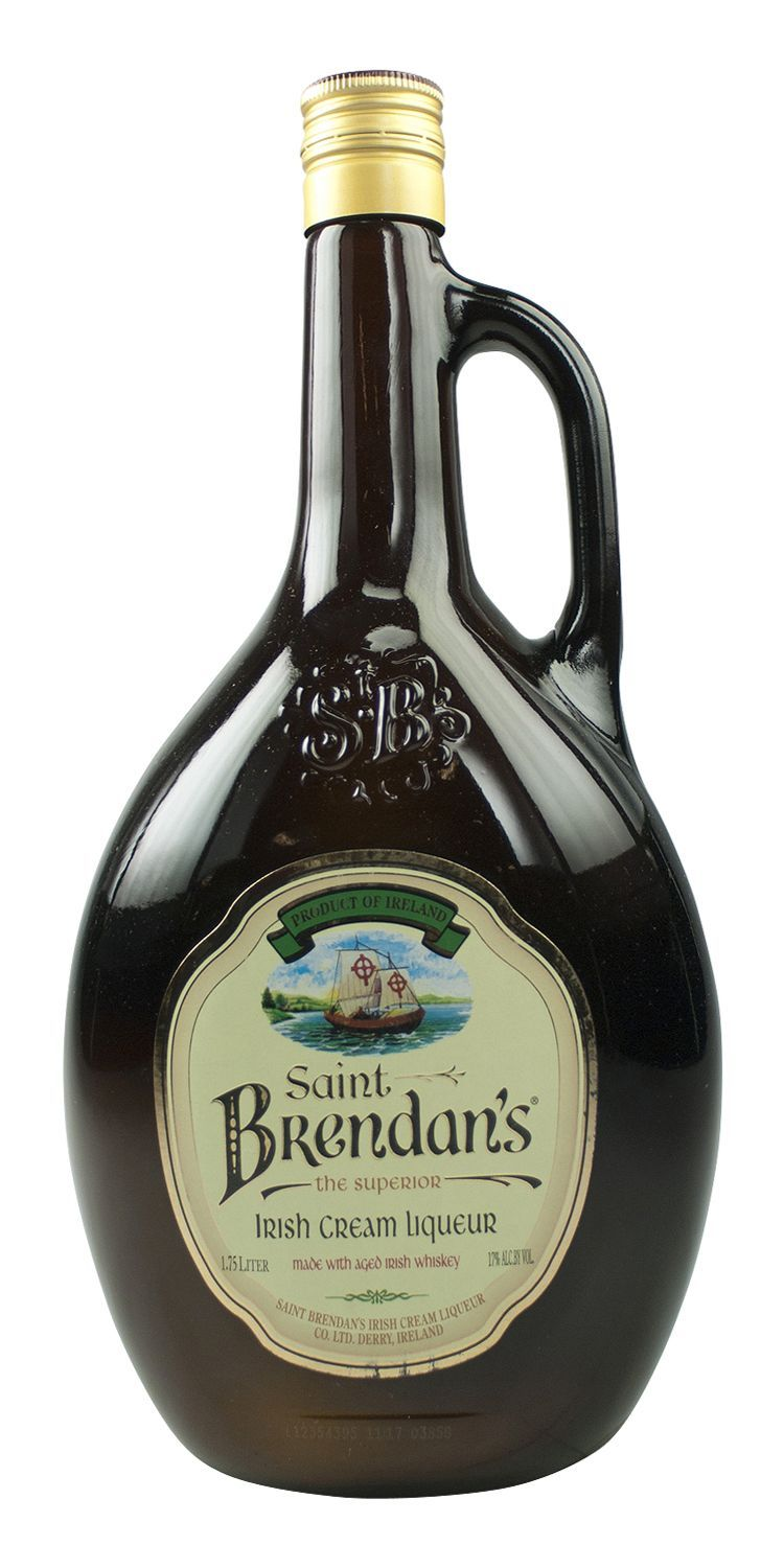 St Brendan S Irish Cream Liqueur Sweet And Creamy Nose With Hints Of Almond And Herbs Rich And Creamy Irish Cream Liqueur Irish Cream Fine Wine And Spirits