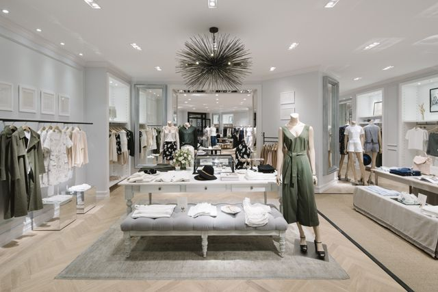Club Monaco\u0027s boutique at Ngee Ann City reopens with an elevated
