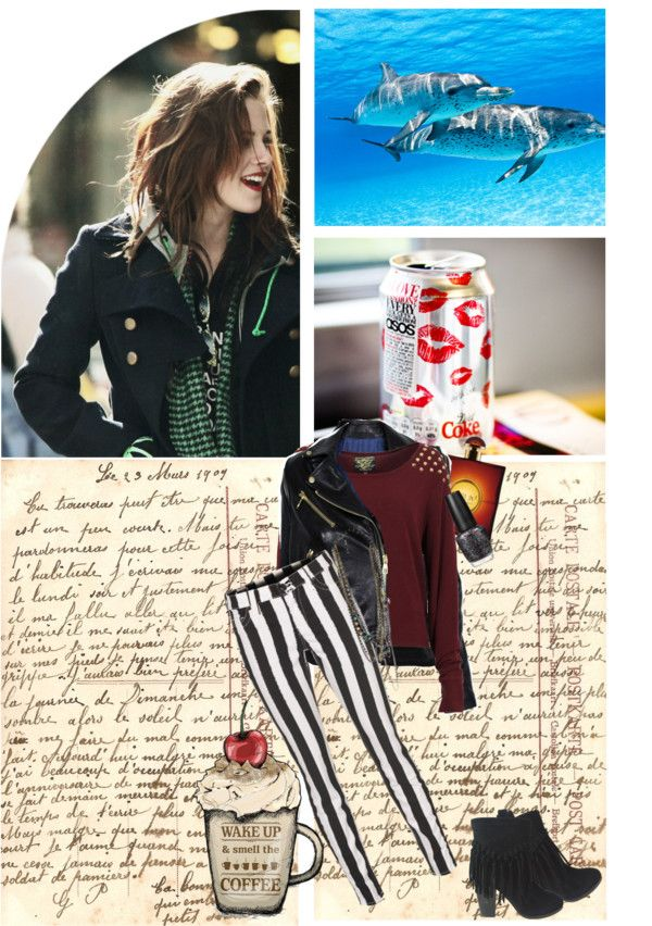 """""""#248 - May, 30th. Letters From Nowhere"""" by sara-wasitadream ❤ liked on Polyvore"""