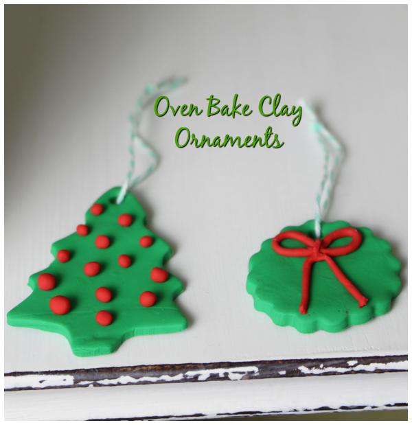 DIY oven bake Christmas Ornaments - DIY Oven Bake Christmas Ornaments Holidays: Christmas, Hanukkah