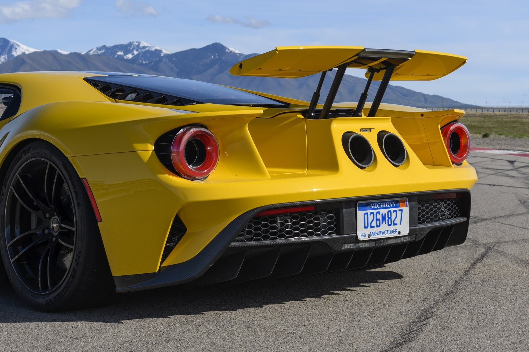 Ford Gt Review New Supercar On Road And Track Image  Drivetribe