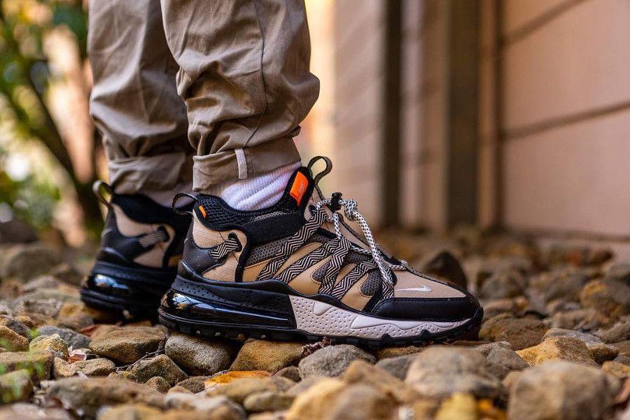 separation shoes c224d dd0d3 Nike Air Max 270 Bowfin 'Black Desert Cone' | Boyd in 2019 ...