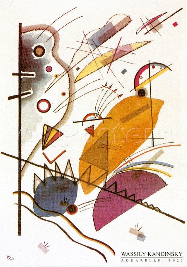 Pin De Michaela Homolova En Art Arte Kandinsky Arte Abstracto