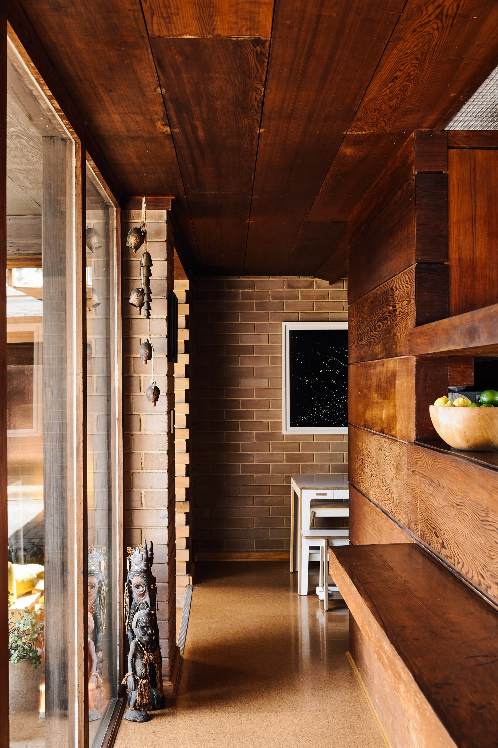 Inspired By Frank Lloyd Wright The Godsell House Designed In