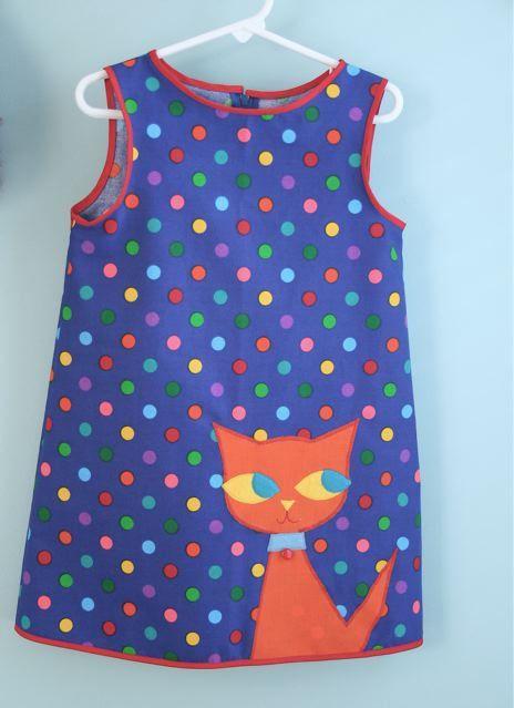 mmmcrafts: kitty cat applique
