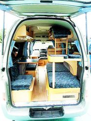 Big Campervan Japan Campers Rental Camper Van Hire And Private