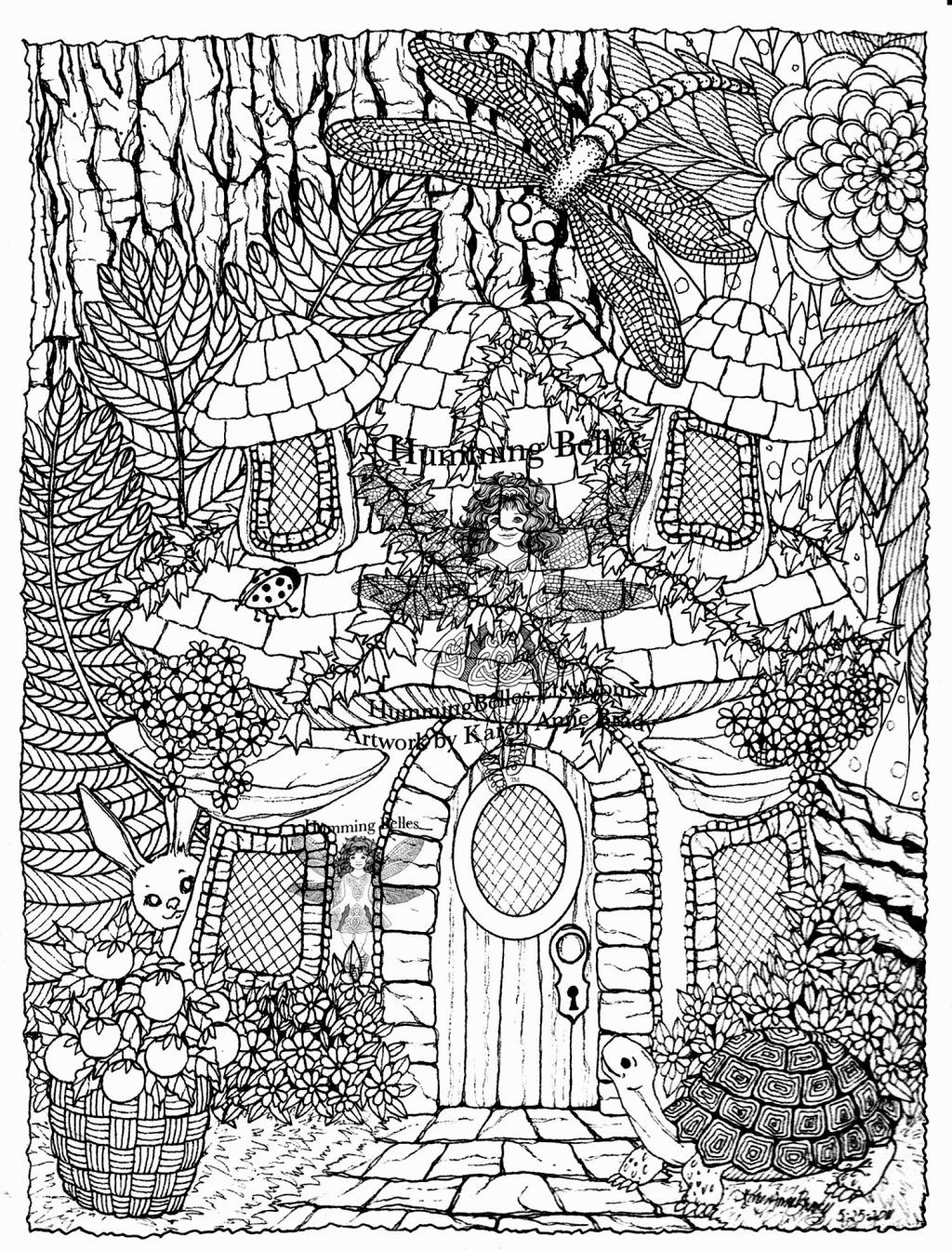 Intricate Coloring Pages S With