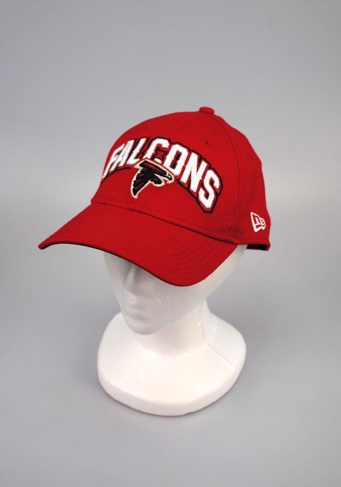 4964fad7401 Atlanta Falcons NEW ERA 39Thirty Hat Team Classic Team Cap Football NFL