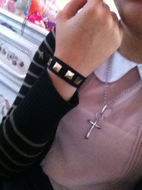 I love this bracelet and necklace