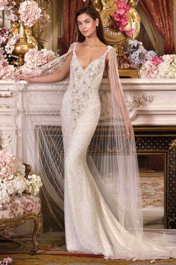 5488c25b30b Platinum by Demetrios - Luxurious Bridal Collection