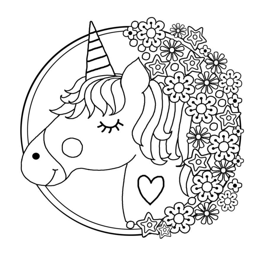 Pin Von Monica Jacquez Auf The Magical Unicorn Society Malvorlagen Fruhling Bilder Zum Ausmalen Fur Kinder Malvorlagen Tiere