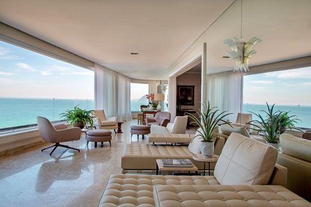 Apartamento carioca mistura arte e tropicalidade | Apartamentos ...