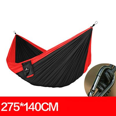 high quality portable superlight parachute cloth hammock durable double person outdoor hammock essential adult swing 275 high quality portable superlight parachute cloth hammock durable      rh   pinterest