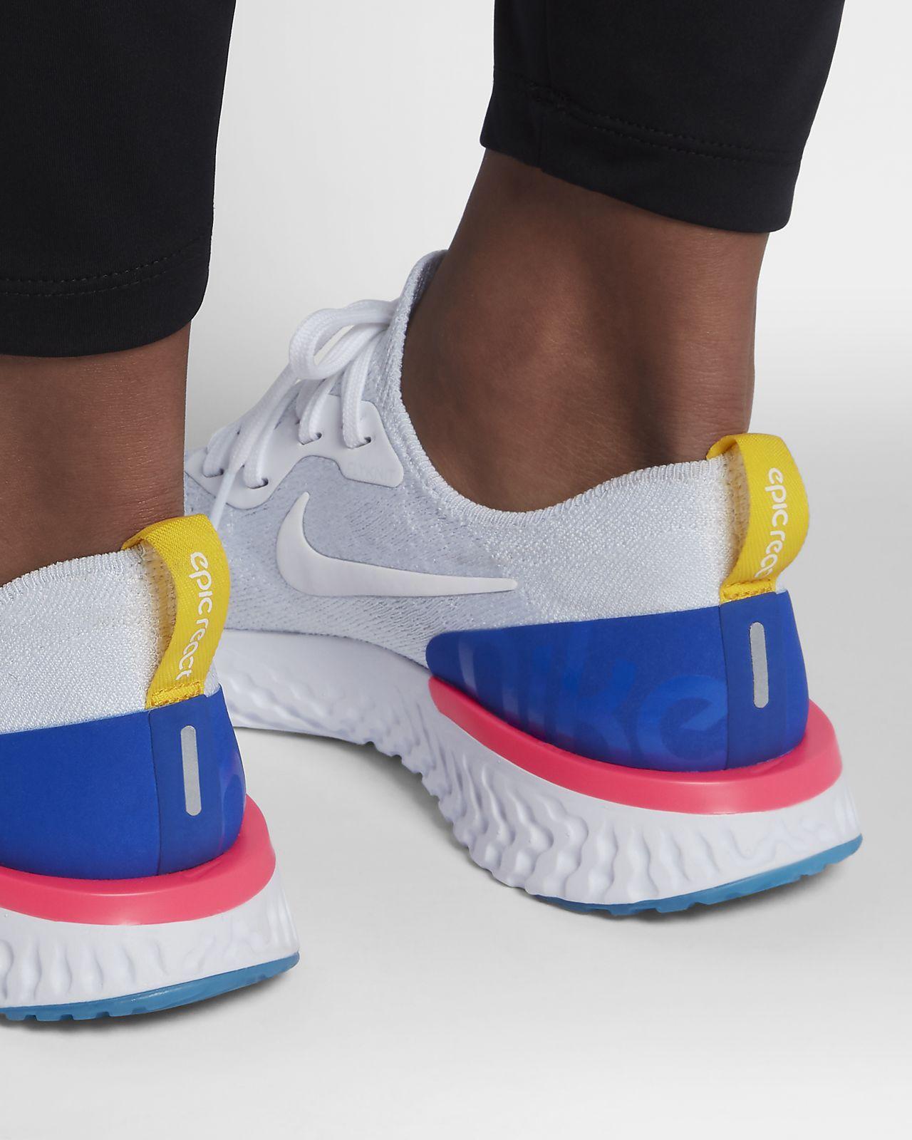 626542620f7fc Nike Epic React Flyknit Women s Running Shoe