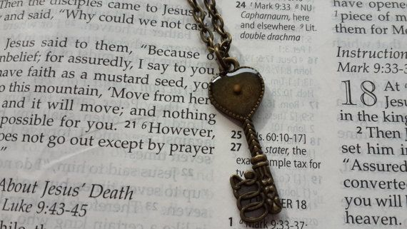 Check out this item in my Etsy shop https://www.etsy.com/listing/270954755/mustard-seed-necklace-faith-of-a-mustard