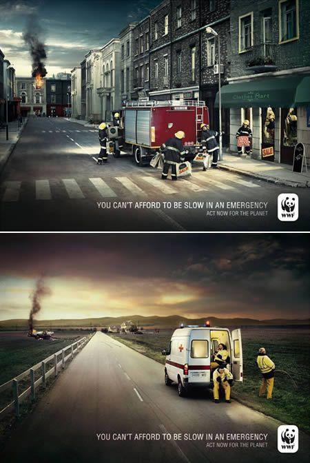 Public service advertising essay