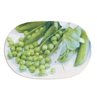Sunham Home Fashions Peas In A Pod Bath Rug Products