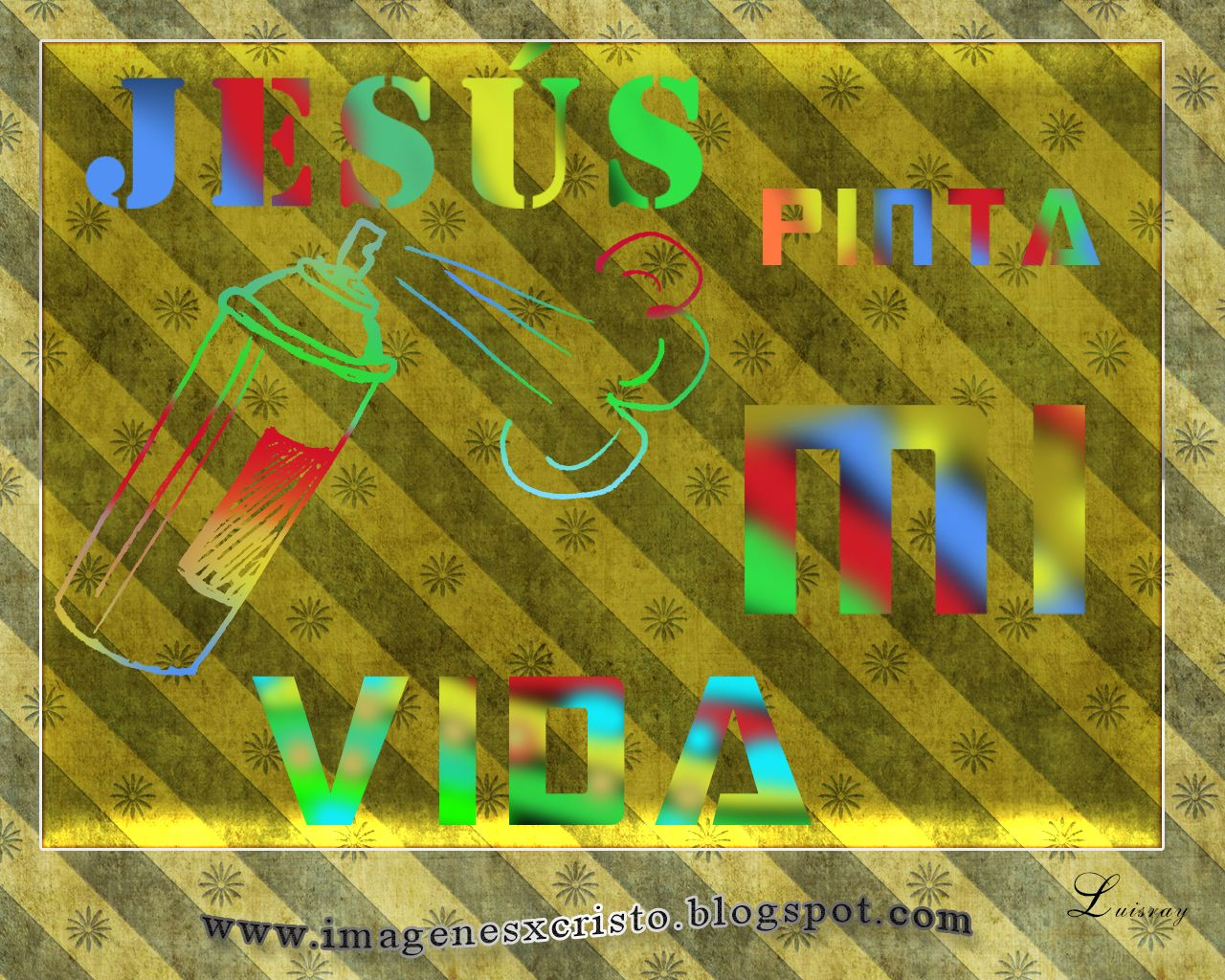 Jesus da color a tu vida -2 | Logos