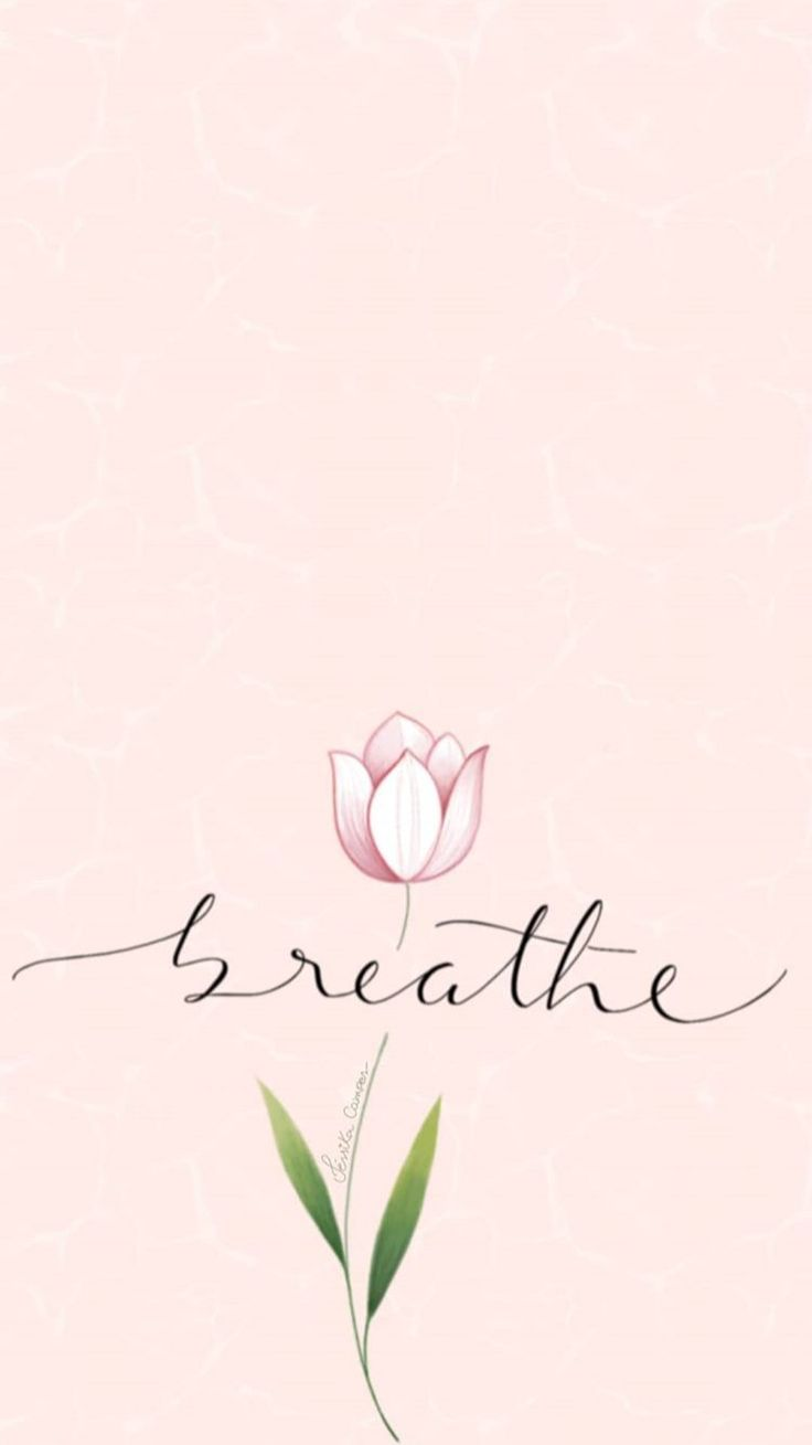 Wallpaper Remember to always breathe and remember who you are.  Even in rough days, you're amazing #mentalhealth #truthwithoutlimits #anxiety #depression