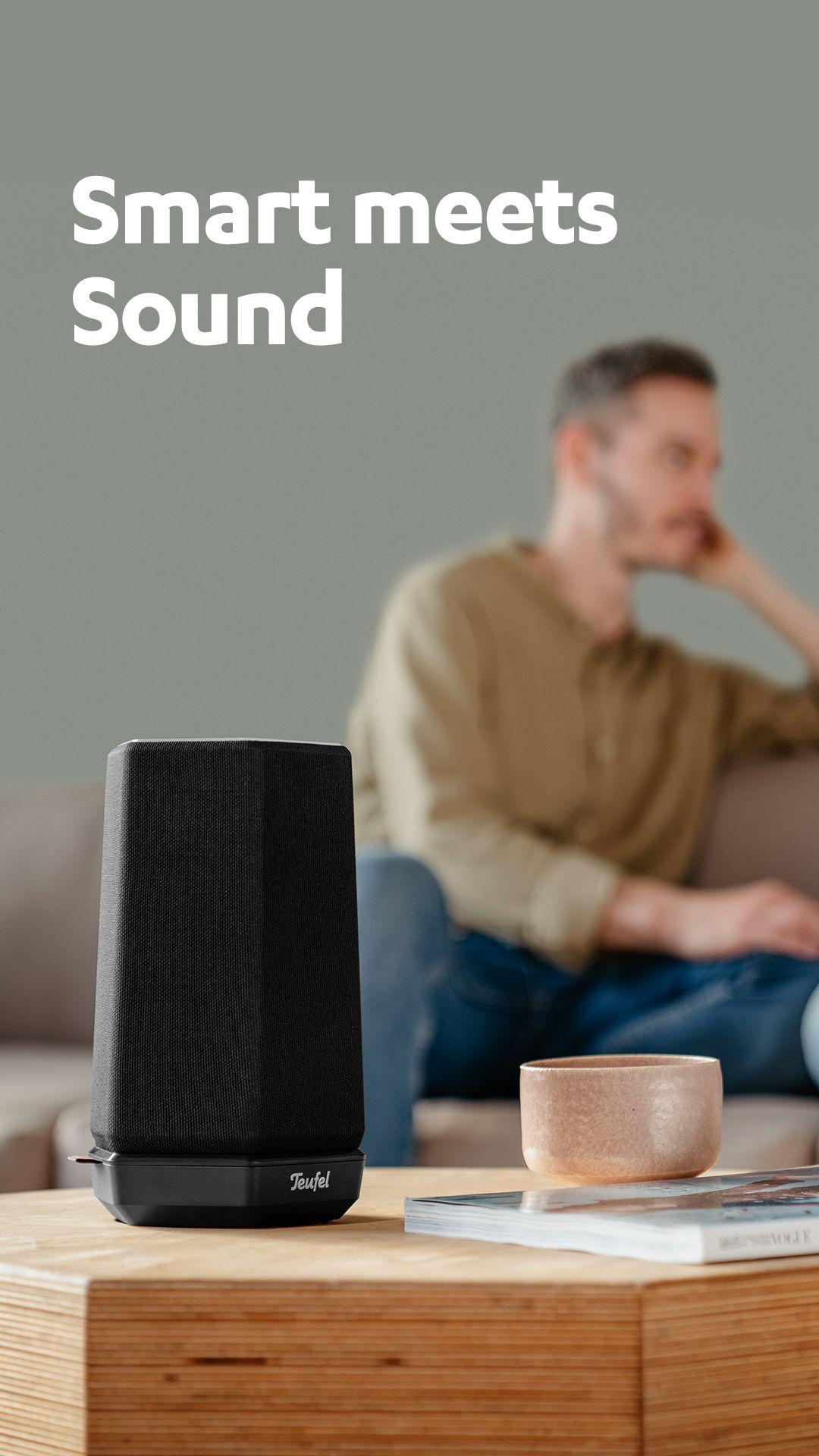 Holist S Smart Home Lautsprecher Mit Alexa Lautsprecher Hifi Musik