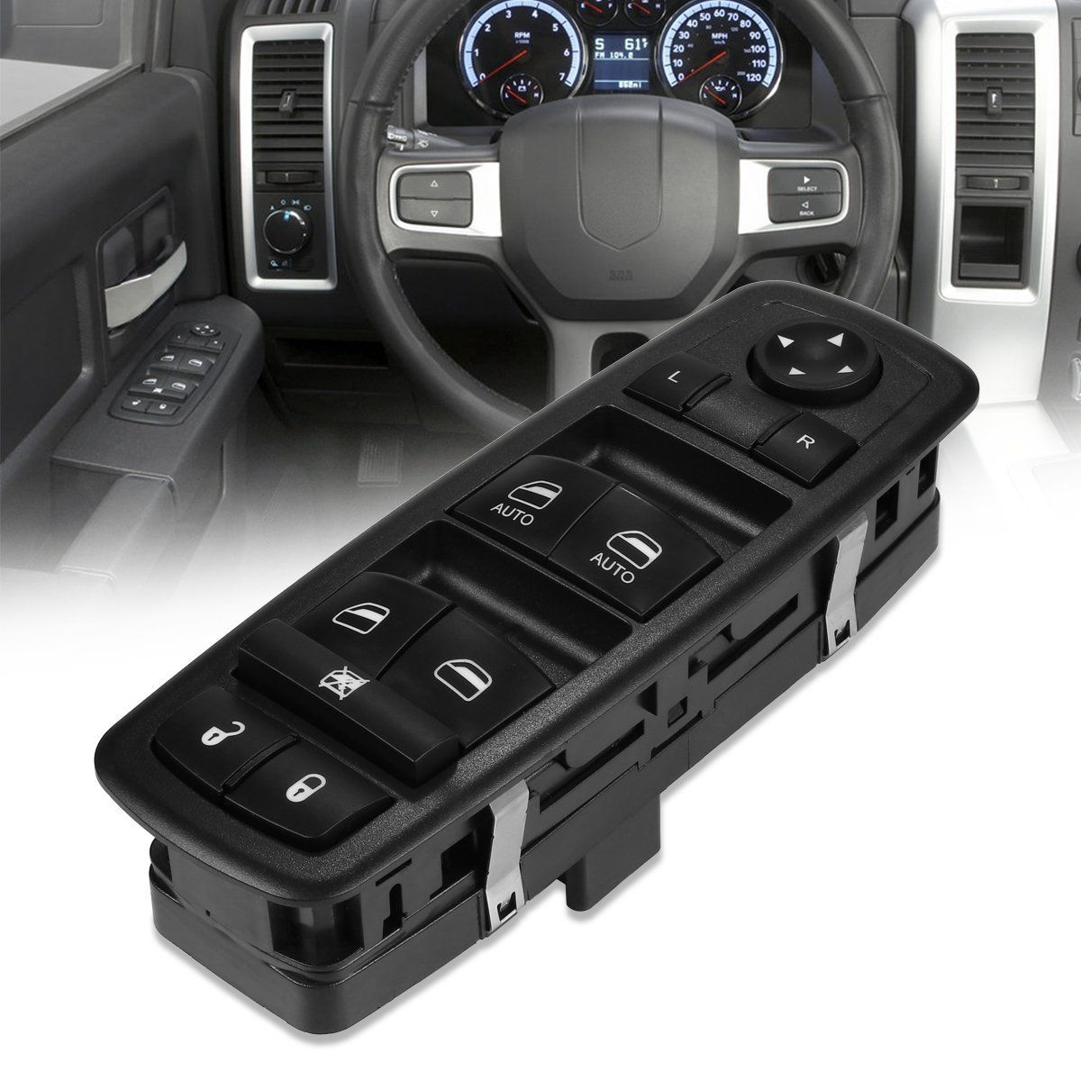 11 14 Dodge Charger 11 12 Chrysler 300 4 Door Driver Side Master Power Window Control Switch Chrysler 300 2012 Dodge Charger Dodge Charger