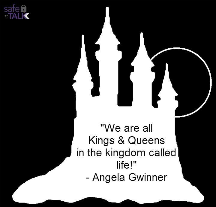 Safetotalk Kings And Queens Quote Queen Bee Pinterest Queen