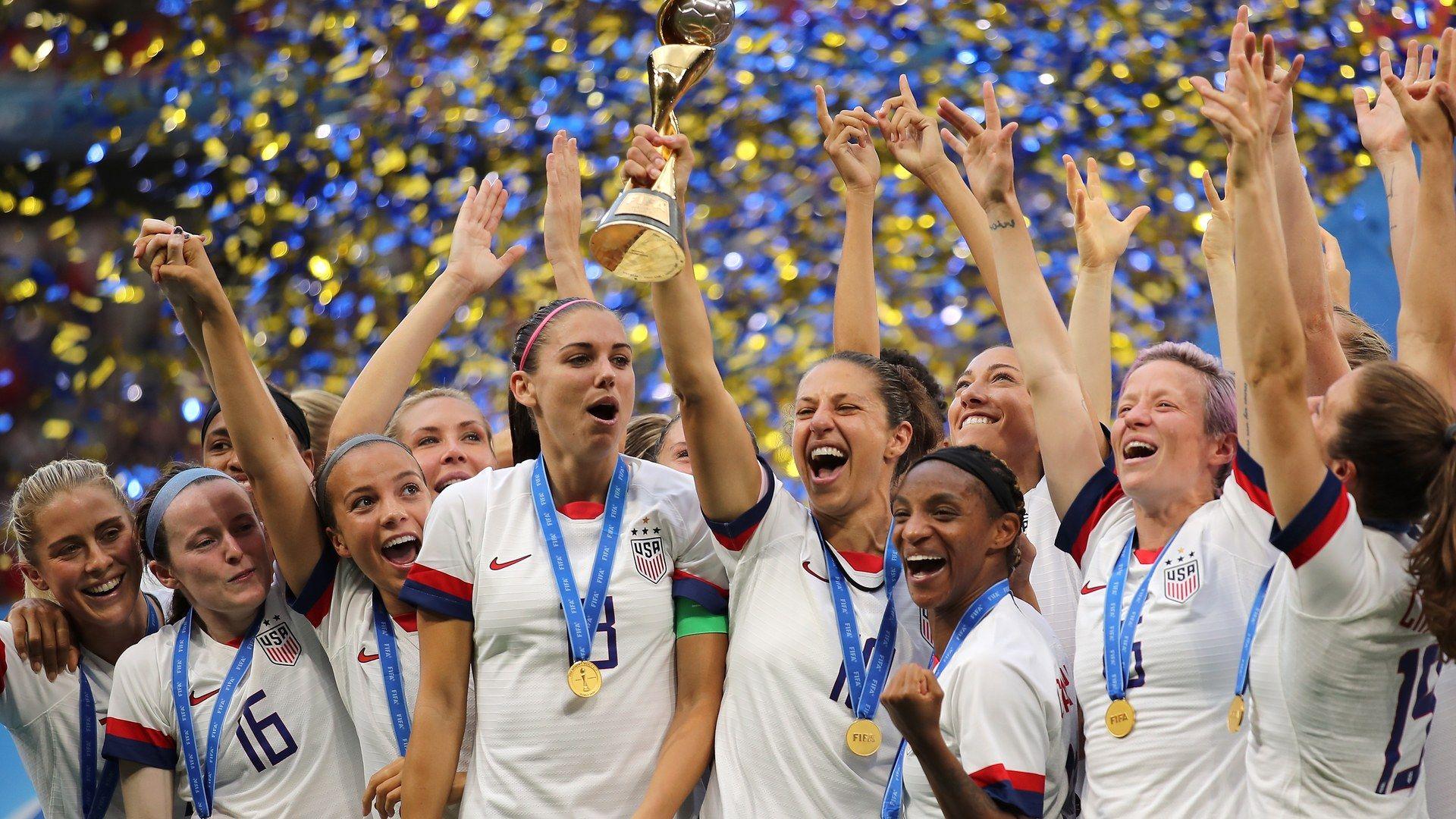Fussballweltmeisterschaft Frauen
