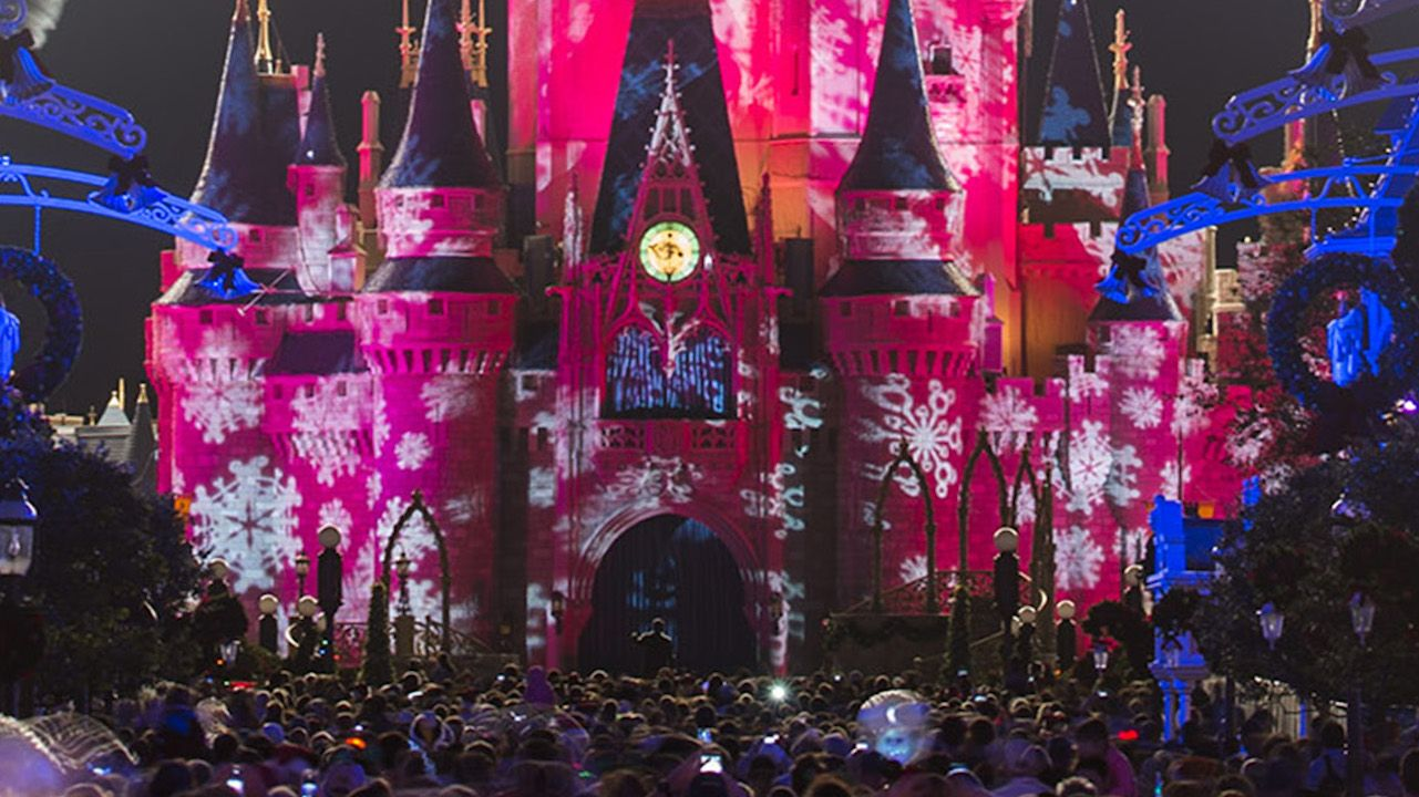 New Year Is Coming to The Magic Kingdom
