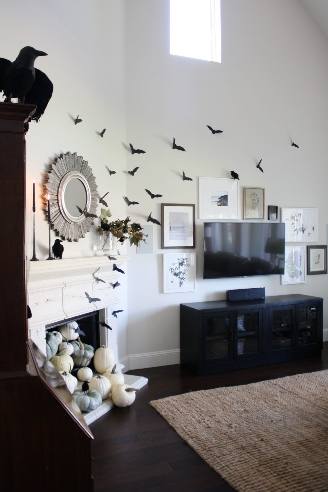 A Quick And Easy Take On Halloween Decorations Diy