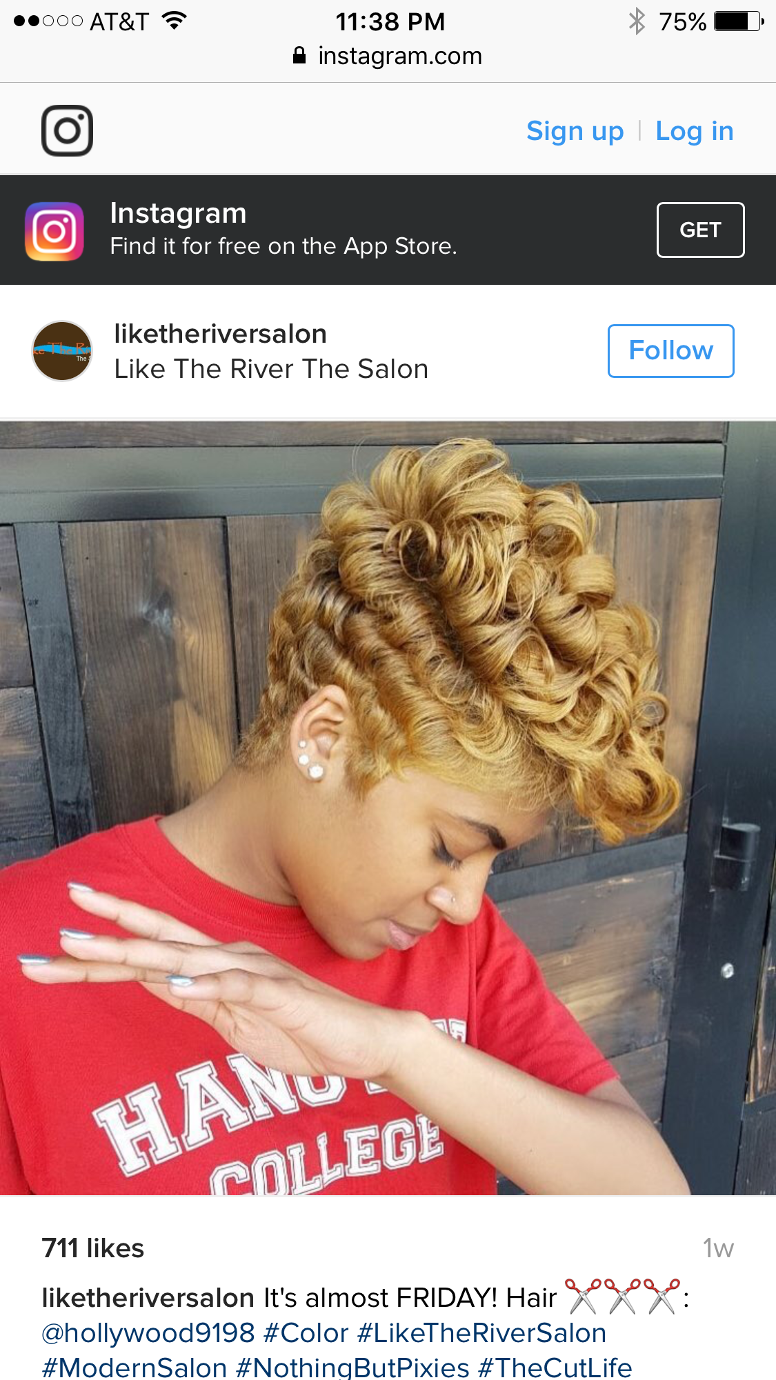 Pin by onike smith on hair that i love pinterest short cuts