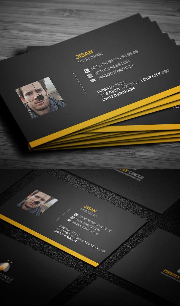 Ya actualizaste tus tarjetas de presentacin business cards ya actualizaste tus tarjetas de presentacin psd templatesbusiness card reheart Choice Image