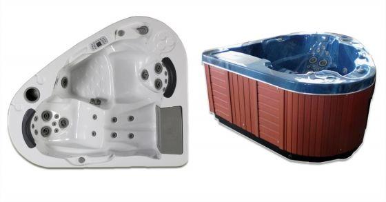 31 Jet Corner Hot Tub Perfect For The Patio Dakterras