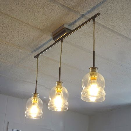 Recycle Plastic Bottles Into Lamp Shades Or Pendant Light Reuse 60daysresponsible Ecological