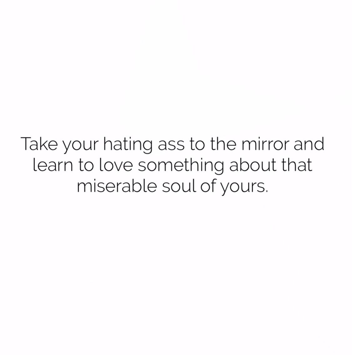 good advice for some people and there family So glad i blocked the
