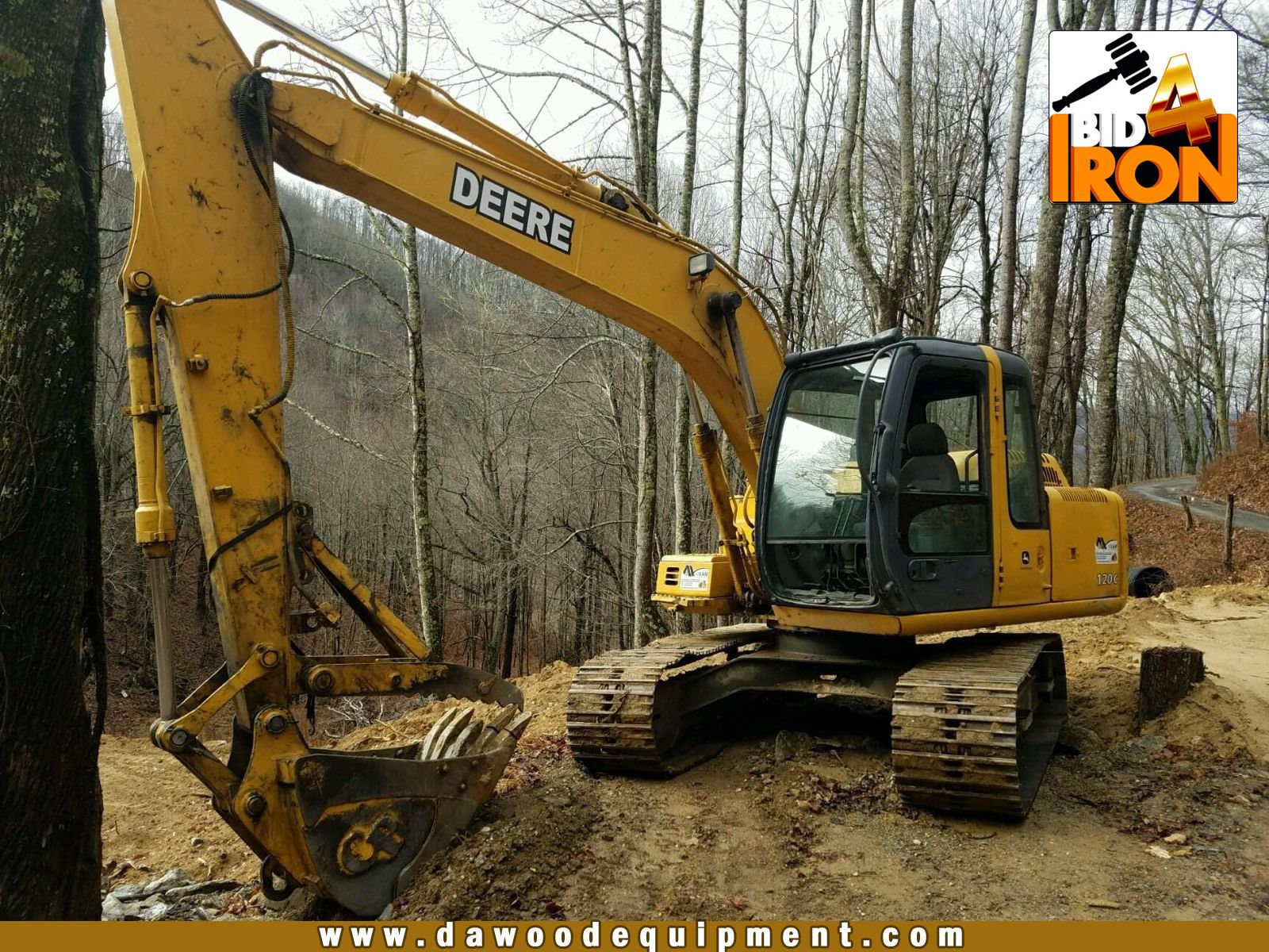 Year 2005 manufacturer john deer model 120c price call location year 2005 manufacturer john deer model 120c price call location tennessee condition used stock number hours sciox Image collections