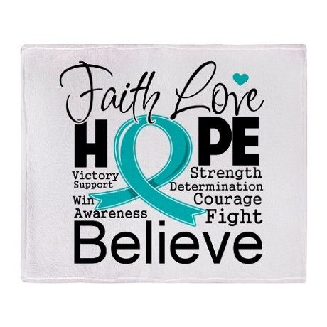 Courage Breast Cancer Bows Fight Hope Faith