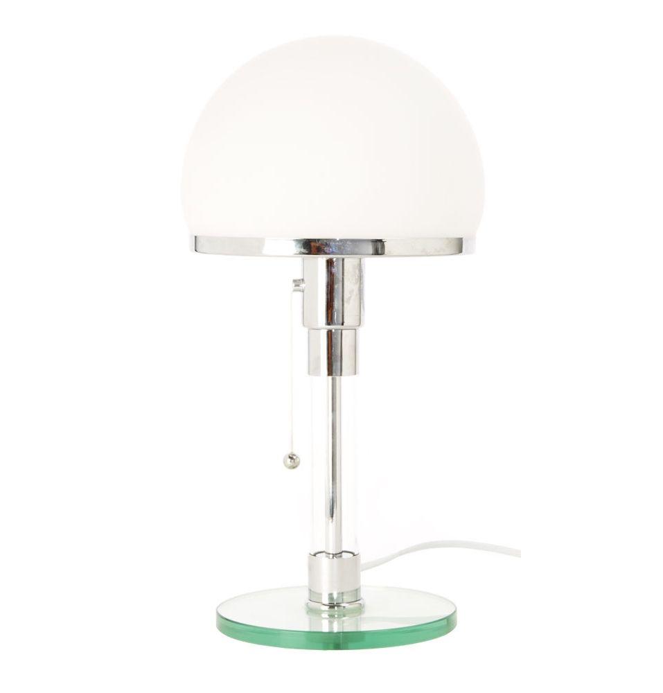 Replica Wilhelm Wagenfeld Bauhaus Lamp Glass Base - Special Offer ...