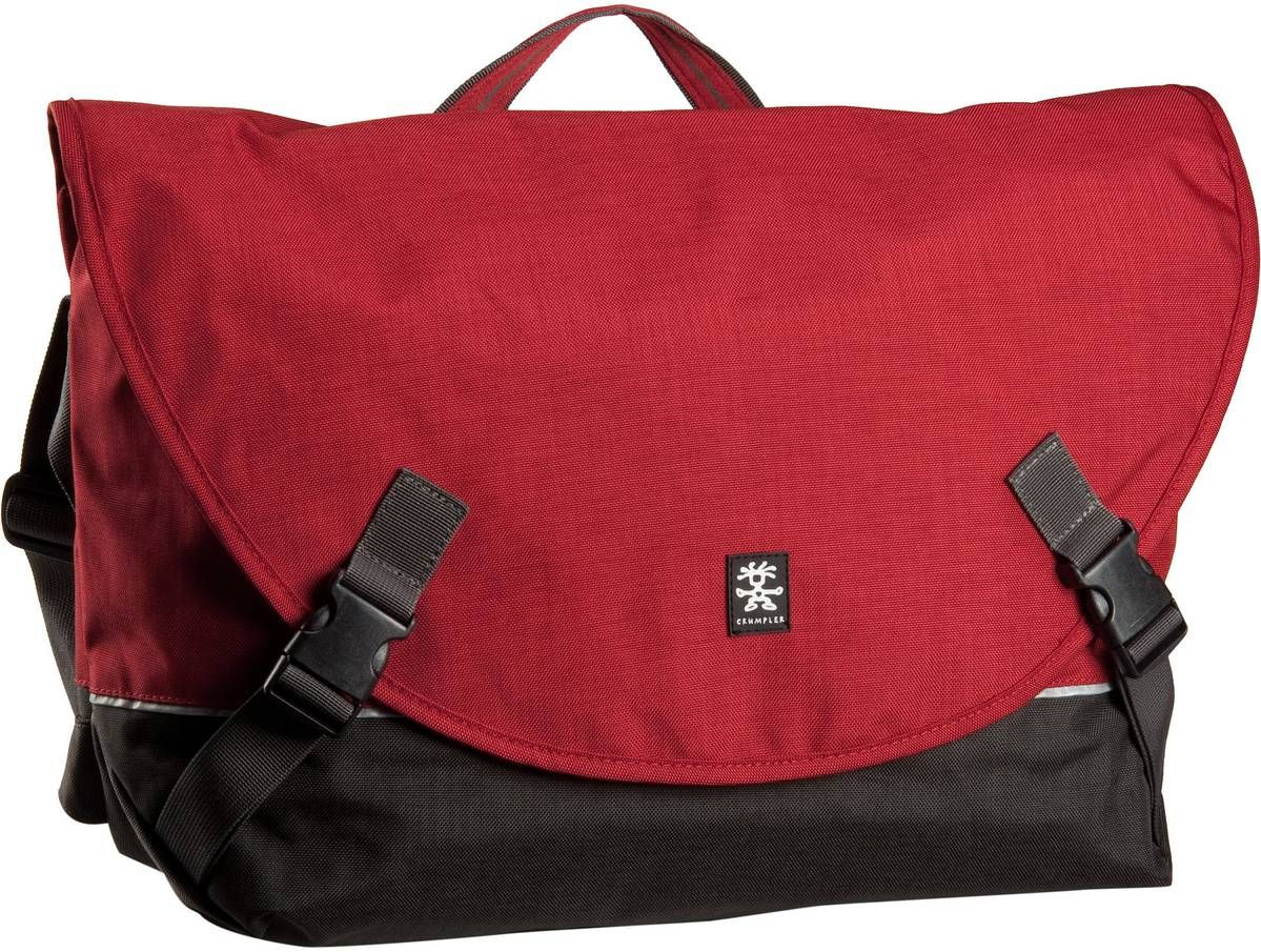 Crumpler – Proper Roady Laptop L Deep Red - Crumpler Proper Roady Laptop L Deep Red