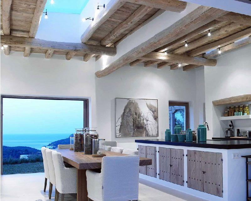 Ibiza Villa Di Lusso Con Piscina A Sfioro Casa Design