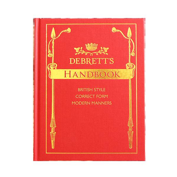 Christmas Wish List Form Debrett's Handbook