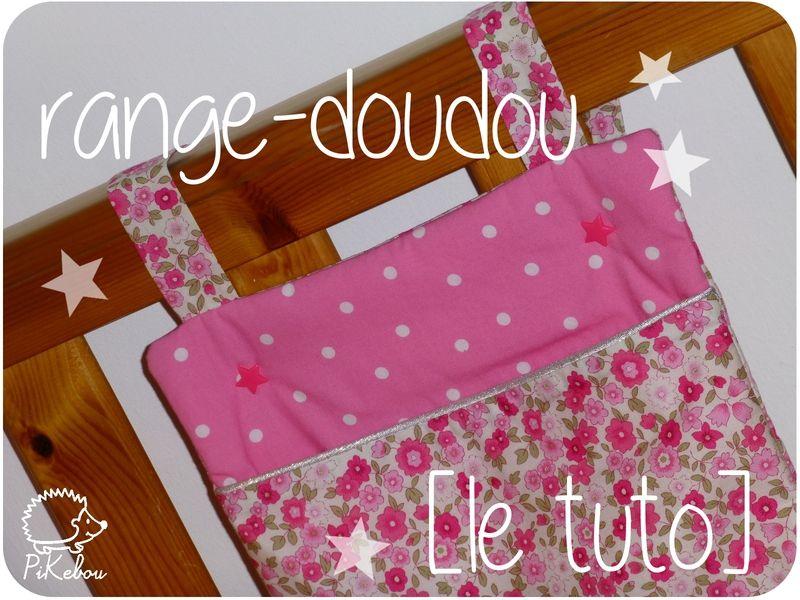 Fabulous Range-doudou, range pyjama [le tuto] | Le doigt sur la couture  HL15