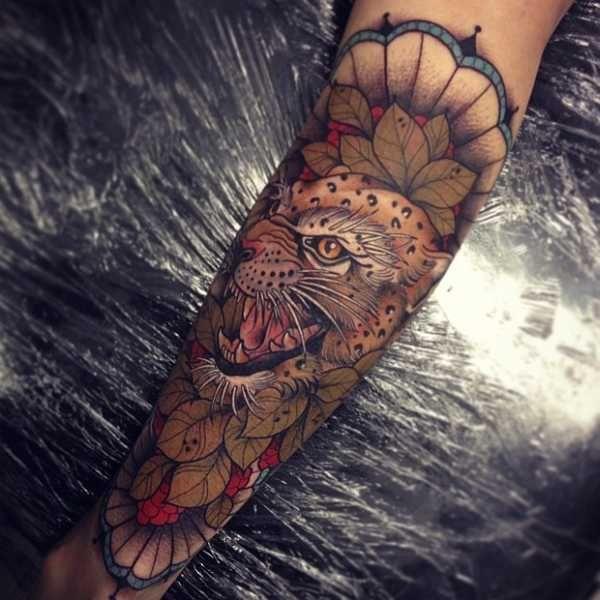 Tom Bartley Australien Beeindruckende Tattoos Tattoo Life Und